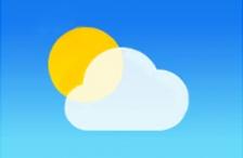 Sole nuvola e pioggia